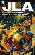 JLA TPB (2011-2016 DC) Deluxe Edition 1-REP