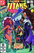 New Teen Titans (1980) (Tales of ...) Mark Jewelers 23MJ