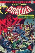 Tomb of Dracula (1972 1st Series) Mark Jewelers 35MJ