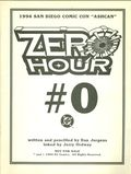 Zero Hour Crisis in Time Preview (1994) 0A