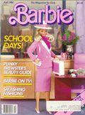 Barbie The Magazine for Girls 198509