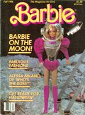 Barbie The Magazine for Girls 198609