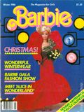 Barbie The Magazine for Girls 198612