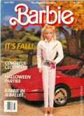 Barbie The Magazine for Girls 198709