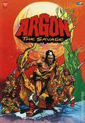 Argon the Savage GN (1991 Fleetway/Quality) 1-1ST