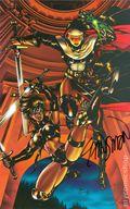 Warrior Nun Areala and Avengelyne (1996) 1A.DF.SIGNED