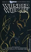 Wonder Woman PB (2009 Animated Movie Novel) 1-1ST