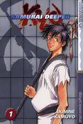Samurai Deeper Kyo GN (2003-2010 Tokyopop Digest) 1-1ST