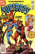 New Adventures of Superboy (1980 DC) Mark Jewelers 32MJ