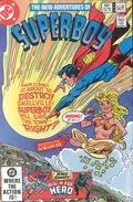 New Adventures of Superboy (1980 DC) Mark Jewelers 34MJ