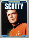 Files Magazine Focus on Scotty SC (1987 Pop Cult) Star Trek 1-1ST