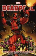 Deadpool TPB (2013 Marvel) The Complete Collection By Daniel Way 1-1ST
