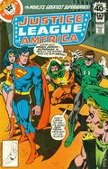 Justice League of America (1960 1st Series) Whitman 167