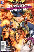 Justice League of America (2013 3rd Series) 6B