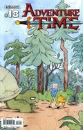 Adventure Time (2012 Kaboom) 18B