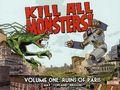 Kill All Monsters GN (2013 Alterna) 1-1ST