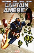 Captain America TPB (2012-2013 Marvel) By Ed Brubaker 4-1ST