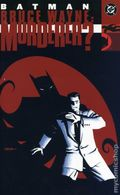 Batman Bruce Wayne Murderer? TPB (2002 DC) 1st Edition 1-1ST