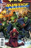 Justice League of America (2013 3rd Series) 6A
