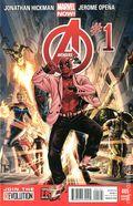 Avengers (2013 5th Series) 1E
