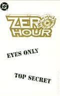 Zero Hour Ashcan (1994) 1B