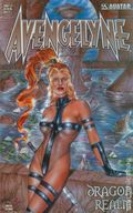 Avengelyne Dragon Realm (2001) 1/2 1B