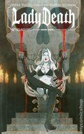 Lady Death Origins Cursed (2012 Boundless) 2E