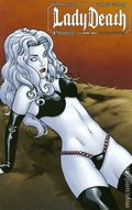 Lady Death Origins Cursed (2012 Boundless) 1E
