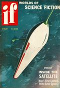 If Worlds of Science Fiction (1952 Pulp Digest) Vol. 6 #5