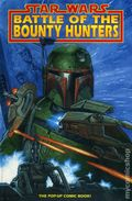 Star Wars Battle of the Bounty Hunters HC (1996 Dark Horse) The Pop-Up Comic Book 1-1ST