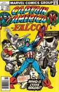Captain America (1968 1st Series) Mark Jewelers 215MJ