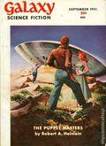 Galaxy Science Fiction (1950-1980 World/Galaxy/Universal) Vol. 2 #6
