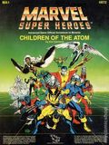 Marvel Super Heroes RPG: Children of the Atom SC (1986 TSR) Advanced Game Official Guidebook to Mutants MA1-6872
