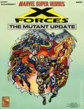 Marvel Super Heroes RPG: X-Forces The Mutant Update (1992 TSR) Game Accessory SET#01