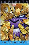Infinity Incoming TPB (2013 Marvel) 1-1ST