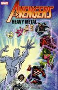 Avengers Heavy Metal TPB (2013 Marvel) 1-1ST