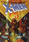 Uncanny X-Men The Dark Phoenix Saga TPB (1984 Marvel) 1st Edition 1-1ST