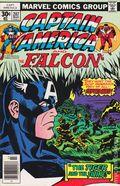 Captain America (1968 1st Series) Mark Jewelers 207MJ