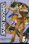 Dragon Drive TPB (2007-2009 Viz Digest) 6-1ST
