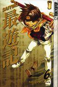 Saiyuki TPB (2004 Tokyopop Digest) 6-REP