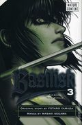 Basilisk TPB (2006 Del Rey Digest) 3-REP