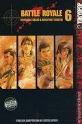 Battle Royale TPB (2003-2006 Tokyopop Digest) 6-1ST