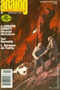 Analog Science Fiction/Science Fact (1960-Present Dell) Vol. 100 #11