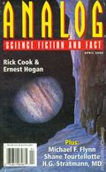 Analog Science Fiction/Science Fact (1960-Present Dell) Vol. 120 #4