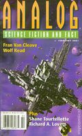 Analog Science Fiction/Science Fact (1960-Present Dell) Vol. 121 #2