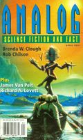 Analog Science Fiction/Science Fact (1960-Present Dell) Vol. 121 #4