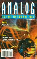 Analog Science Fiction/Science Fact (1960-Present Dell) Vol. 121 #10