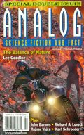 Analog Science Fiction/Science Fact (1960-Present Dell) Vol. 126 #1