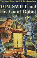 New Tom Swift Jr. Adventures HC (1954-1970 Grosset & Dunlap) Storybooks 4-1ST