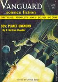 Vanguard Science Fiction (1958) Pulp Vol. 1 #1